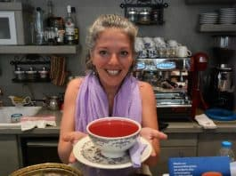 Μελικρήνη | Το νεραϊδένιο vegan καφέ της Ασκληπιού