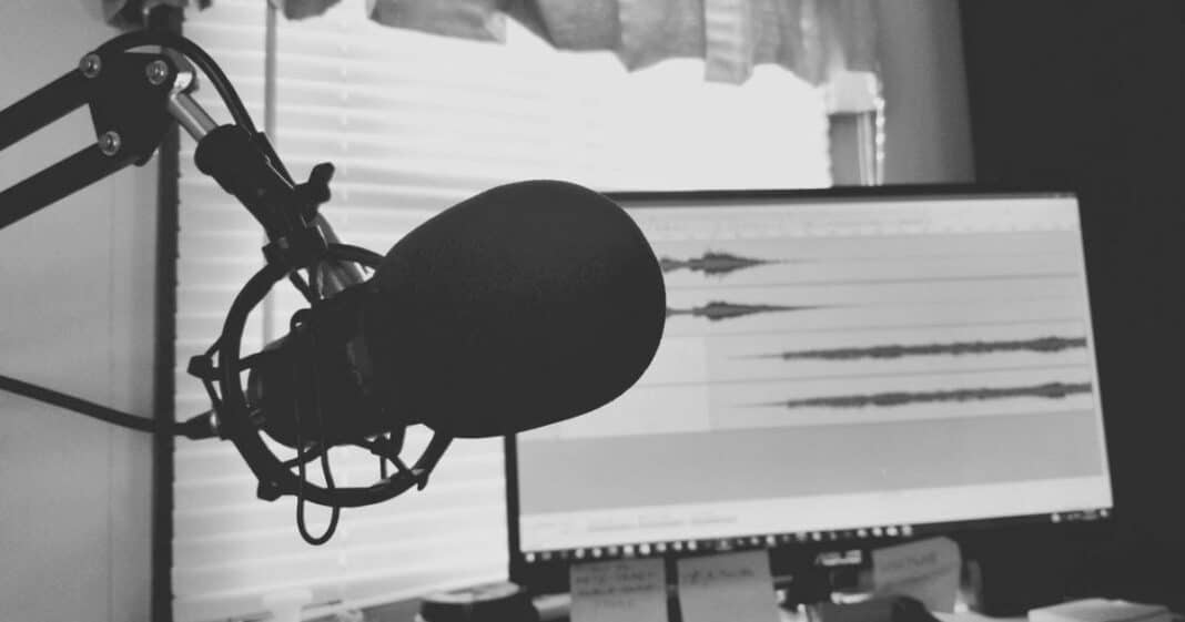Ηχογραφήσετε και να Επεξεργαστείτε Podcasts