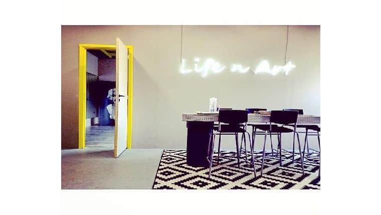 L.A. (Life n' Art) THEATER