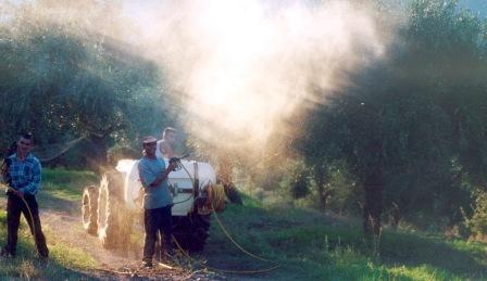 Μάριος Δεσύλλας βιοδυναμική γεωργία