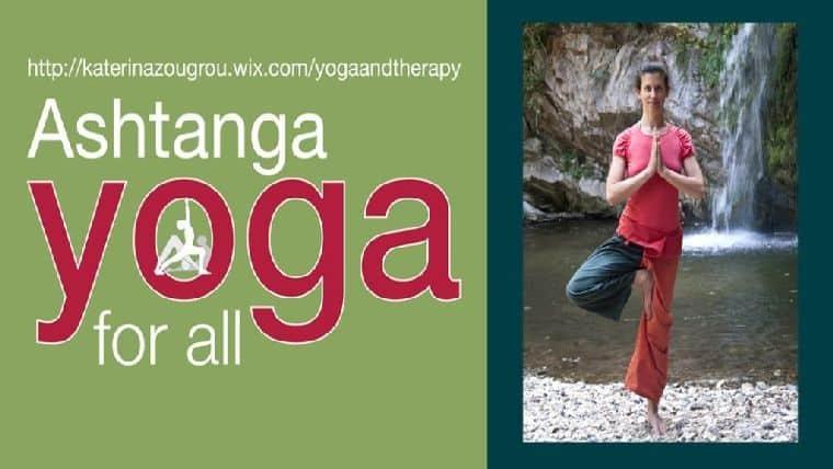 Ashtanga yoga center