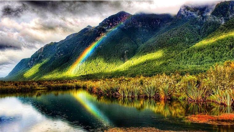τα χρώματα της γης