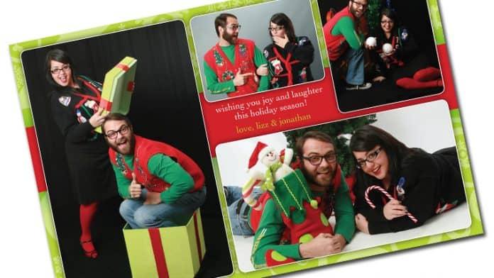 Θεματικές φωτογραφίες για τις ευχετήριες κάρτες