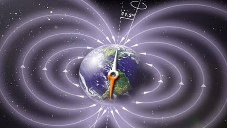 Η μετακίνηση των Μαγνητικών πόλων της Γης