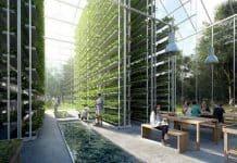 Αυτή η νέα γειτονιά θα παραγεί τη δική της τροφή, ενέργεια και θα ανακυκλώνει τα απορρίμματά της