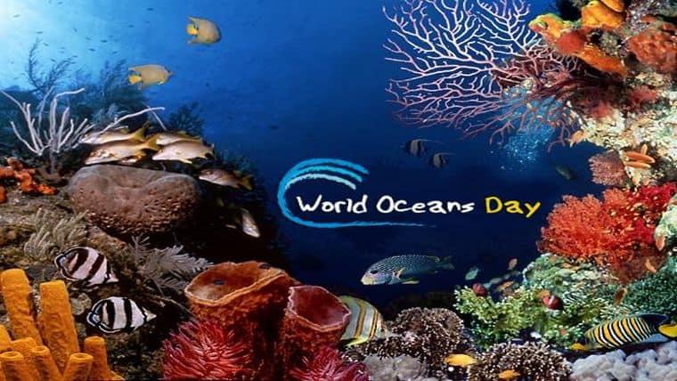 8 Ιουνίου | Παγκόσμια Ημέρα Ωκεανών