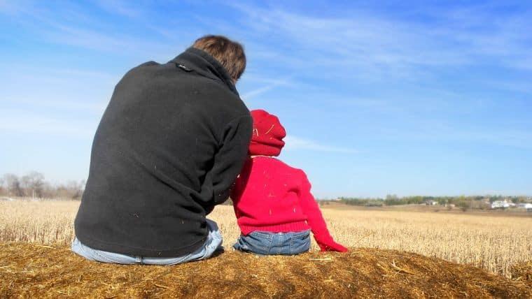 Η σημασία της παρουσίας του πατέρα