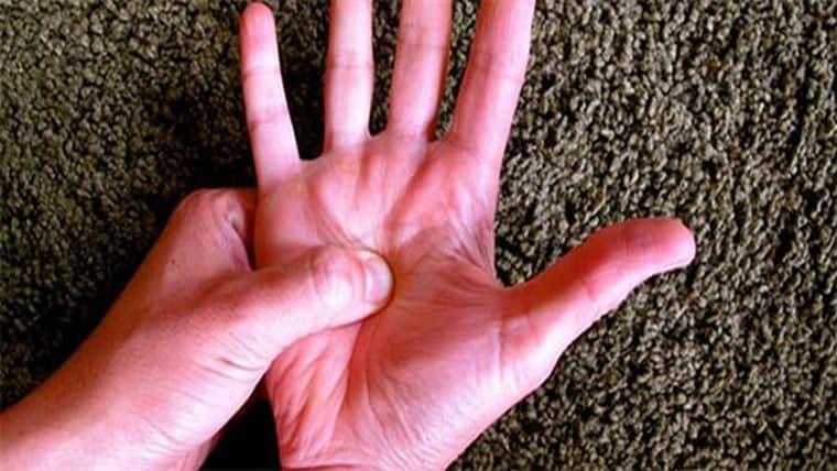 8 σημεία πίεσης που μειώνουν το στρες σε δευτερόλεπτα