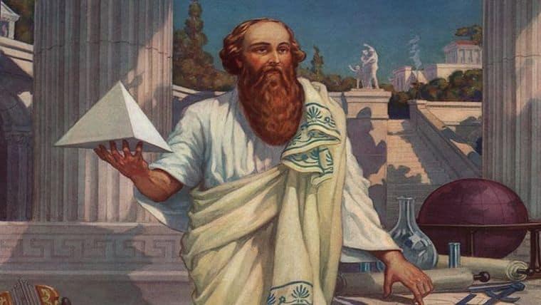 Πυθαγόρας Λόγια από Χρυσάφι