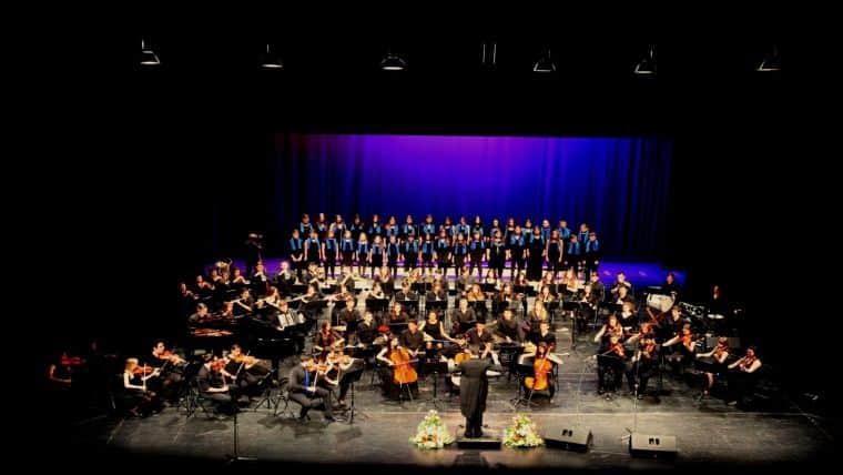 28 Αυγούστου 2016 Η Ετήσια Ακρόαση της Συμφωνικής Ορχήστρας Νέων Ελλάδος