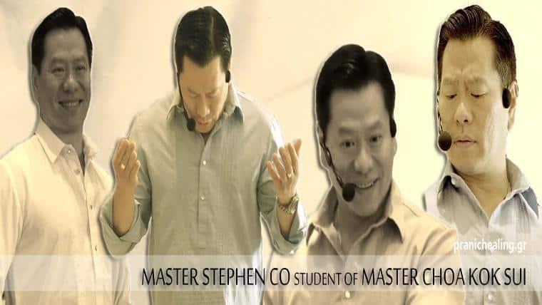 Ο Master Stephen Co στην Ελλάδα