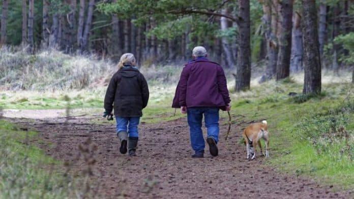 Περπάτημα Tο απόλυτο ηρεμιστικό της ψυχής