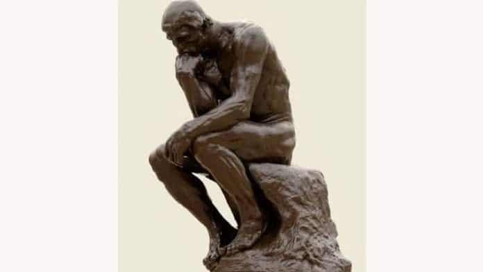 Αλέξης Καρπούζος Το ξετύλιγμα της Σκέψης