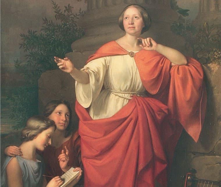 7 γυναίκες φιλόσοφοι από την Αρχαία Ελλάδα που οφείλετε να τις γνωρίζετε - Διοτίμα από τη Μαντινεία