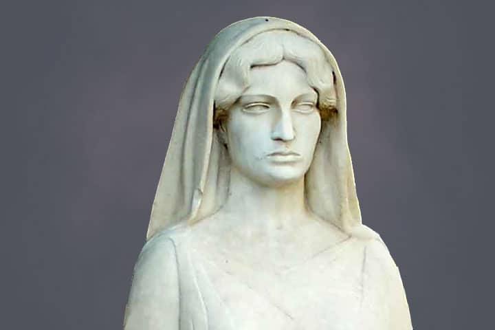 7 γυναίκες φιλόσοφοι από την Αρχαία Ελλάδα που οφείλετε να τις γνωρίζετε - Περικτιώνη φιλόσοφος