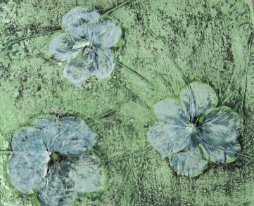 Πίνακες με φύλλα κι αλουμινόχαρτο