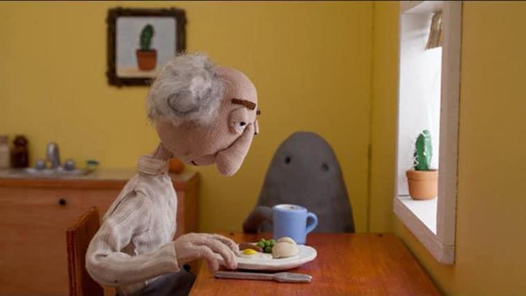 Μία σύντομη ιστορία για τη μοναξιά (animation)