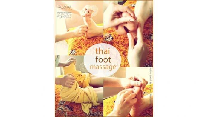 Ενδείξεις του Thai Foot Massage - Της Ελευθερίας Μαντζώρου