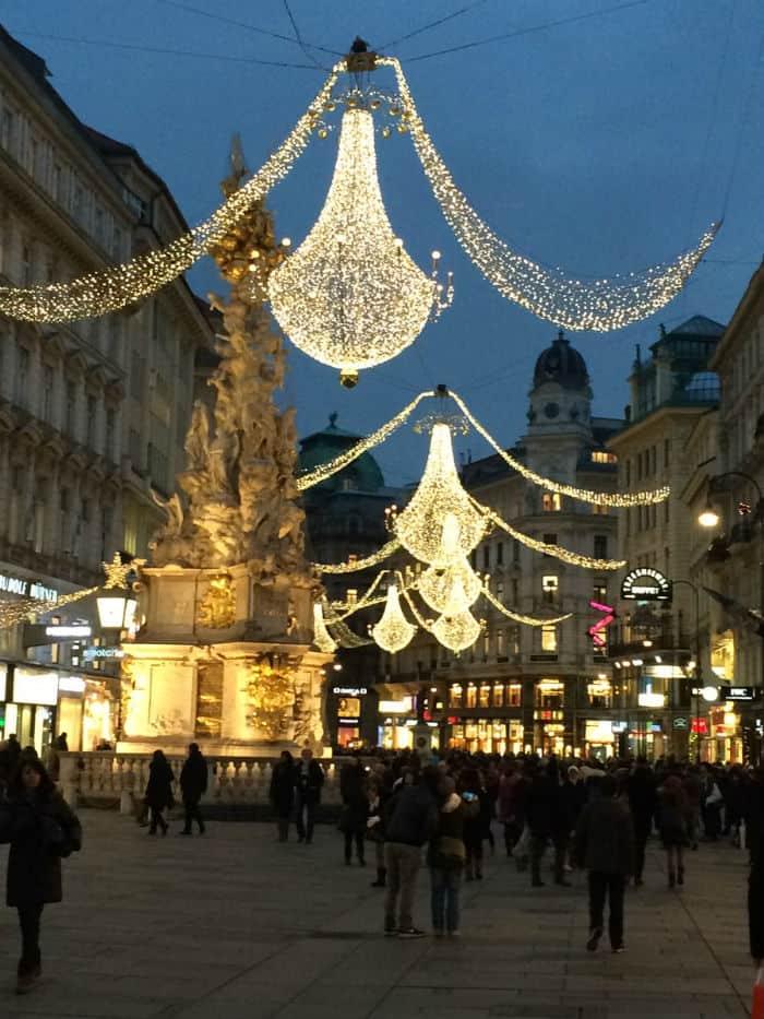 Παραμυθένια Χριστούγεννα στη Βιέννη
