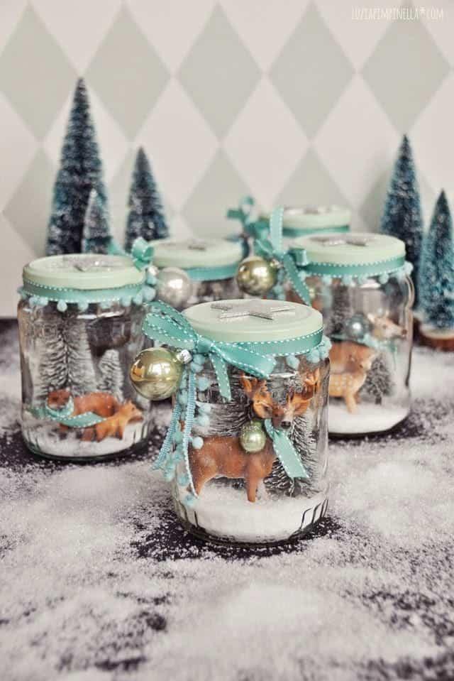 Χριστουγεννιάτικες χιονόμπαλες