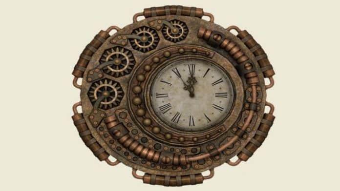 Αλέξης Καρπούζος -Το αίνιγμα του χρόνου