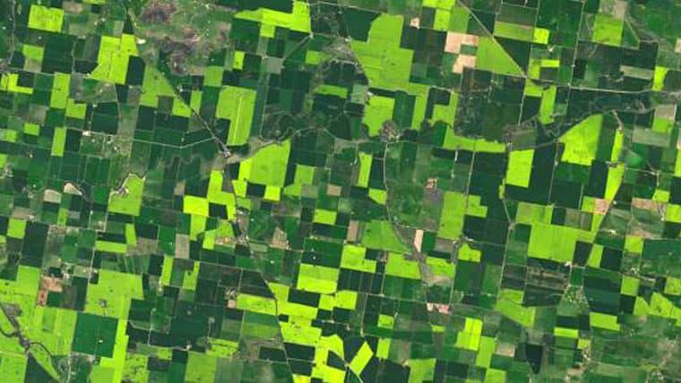 Πώς χρησιμοποιούνται οι δορυφόροι στη γεωργία