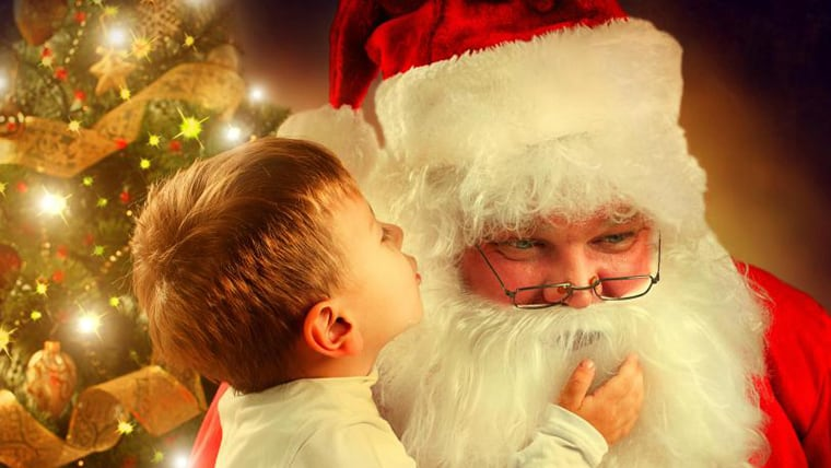 Η αλήθεια για τον Άγιο Βασίλη και πότε μπορείτε να τη πείτε στα παιδιά σας! - Της Άντζελας Κρητικού