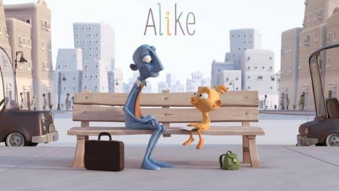 Alike | Ένα υπέροχο animation για τη σχέση πατέρα - γιου