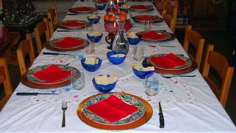 Και μετά τις γιορτές (και το γιορτινό τραπέζι) τι; - Toυ Μανώλη Μανωλαράκη