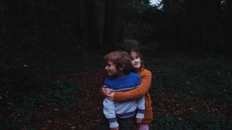 Η θεραπευτική δύναμη της αγκαλιάς