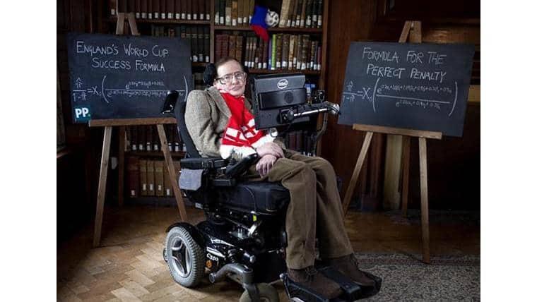 Stephen Hawking   Tι είναι μία επιστημονική θεωρία;