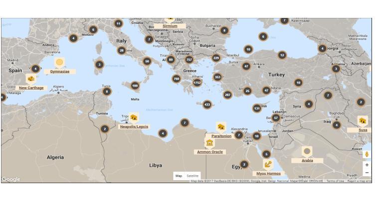 ToposText | Μια εφαρμογή περιήγησης στον ελληνικό πολιτισμό