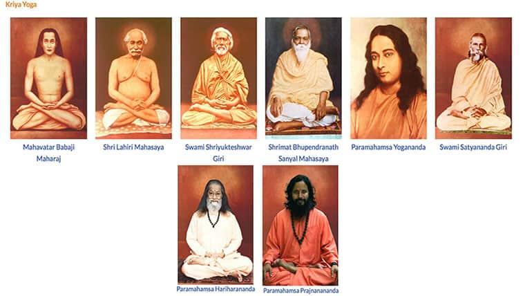 Kriya Yoga Initiation