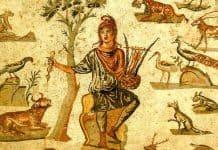 Ο Ορφέας και η θρησκεία από την Ατλαντίδα