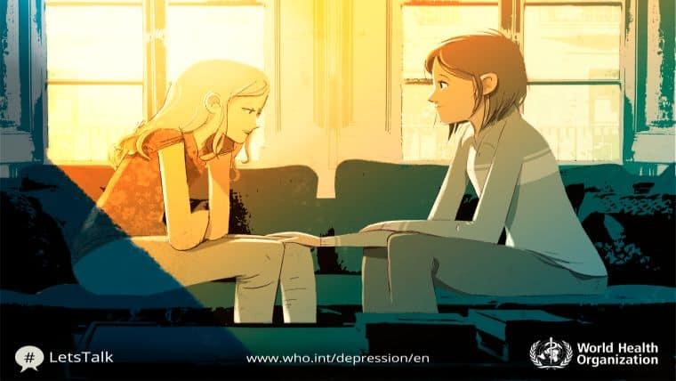 Παγκόσμια Ημέρα Υγείας | Η κατάθλιψη, ας μιλήσουμε.