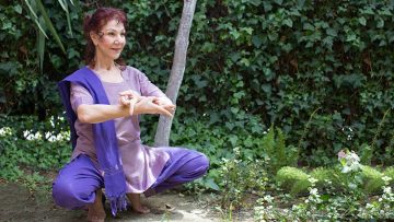 Οκταήμερο σεμινάριο γιόγκα, φιλοσοφίας και χοροθεραπείας με τη Λήδα Shantala