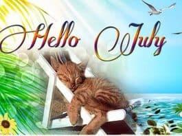 Χαλδαϊκή αριθμολογία   Προβλέψεις Ιουλίου, Της Λίλιαν Σίμου