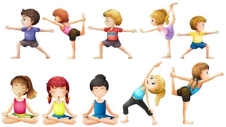 Γιόγκα για παιδιά | Διασκέδαση με πολλά οφέλη - της Φωτεινής Βασιλείου