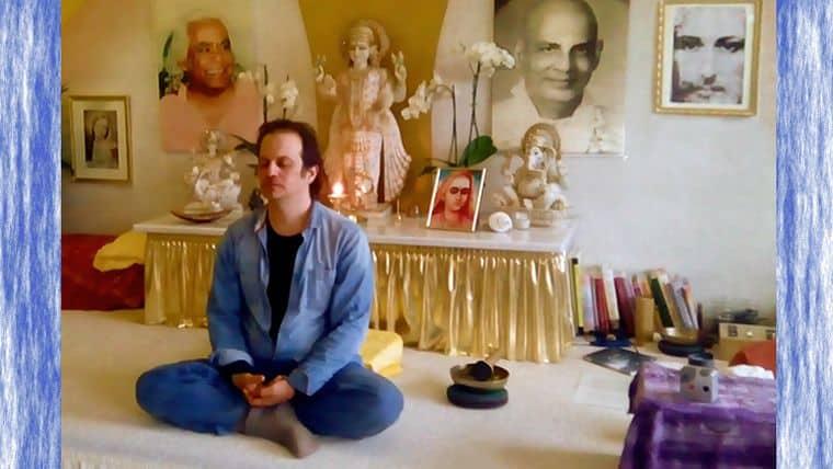 Τριήμερο βύθισης σε Διαλογισμό ενσυνείδησης και Yoga