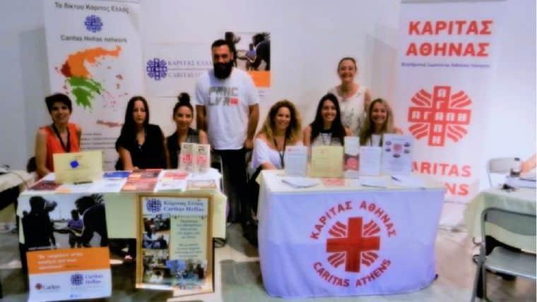 Κάριτας Αθήνας / Caritas Athens