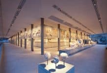 Το Κουαρτέτο Εγχόρδων «Αέναον» στο Μουσείο της Ακρόπολης με ελεύθερη είσοδο