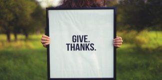 Με αφορμή την ημέρα του αμερικανικού Thanksgiving - της Μαρίας Πλιάνου