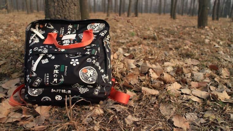 Happy Friday | Τσάντα στο σχολείο μία Παρασκευή το μήνα