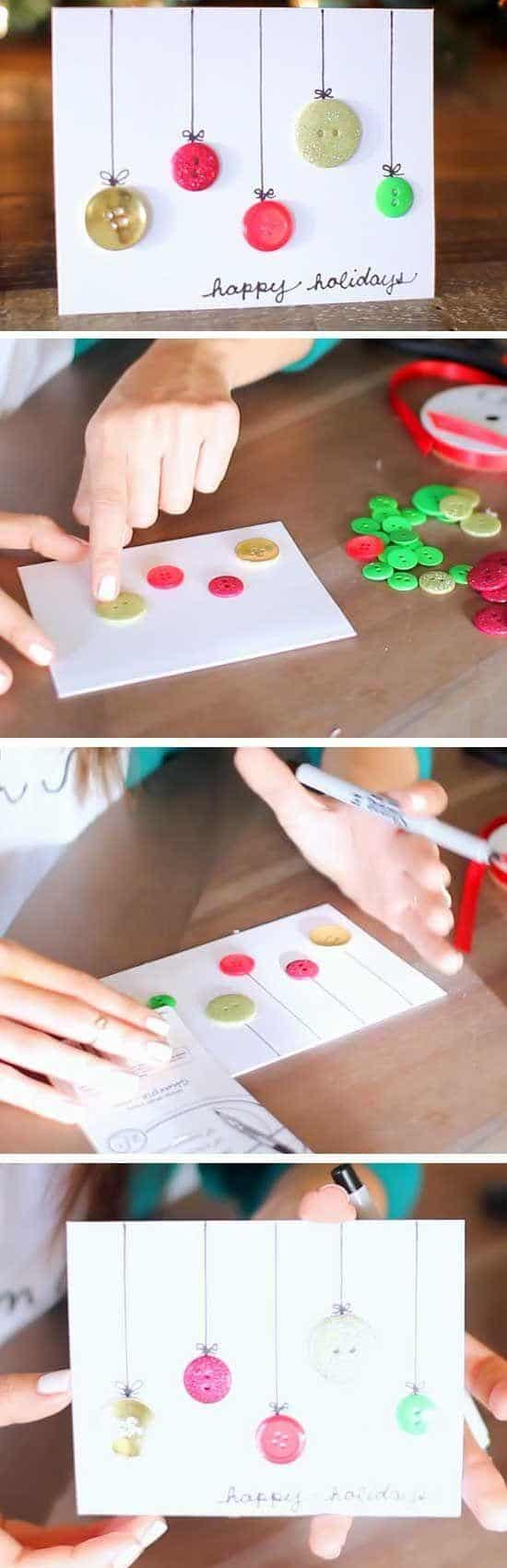 17 + 1 εύκολες χριστουγεννιάτικες κατασκευές για να φτιάξετε με τα παιδιά