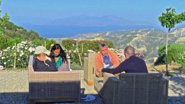 Εναλλακτικές διακοπές με Σεμινάριο Ανάπτυξης Ανώτερης Νοημοσύνης | Κτήμα Νοόσφαιρα