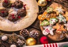 Τα γλυκά των Χριστουγέννων - της Ιωάννας Βλάχου
