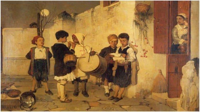 Τα Κάλαντα και η ιστορία τους κατά τη διάρκεια των αιώνων - της Ελένης Κάραμποττ