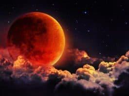 Σεληνιακή Έκλειψη στον Άξονα Λέοντα-Υδροχόου | Το Φως που Σβήνει!