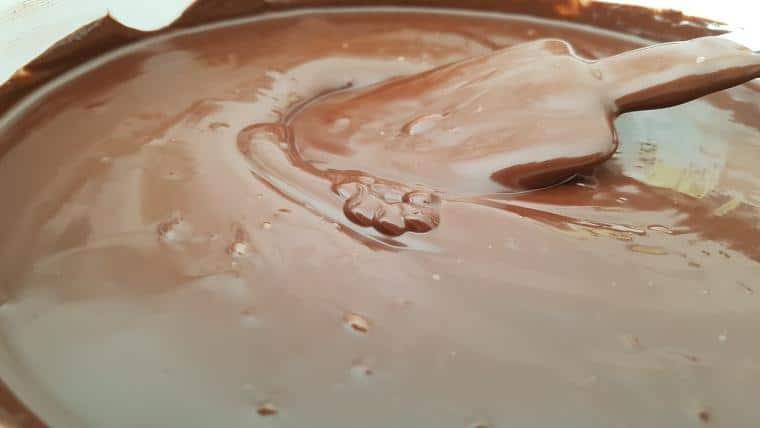 Ωμή σούπερ υγιεινή nutella - του Παναγιώτη Τσινταβή