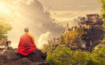 Η πρωινή προσευχή του Δαλάι Λάμα - του Nick Polizzi